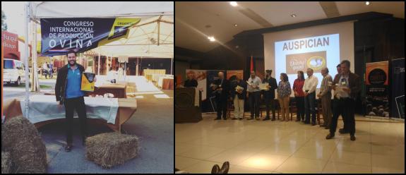 Congresso Internacional de Produção Ovina, Assunção, Paraguay (2016)